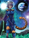 Nekocon 2012 - Kate in Space by Sageofotherworlds