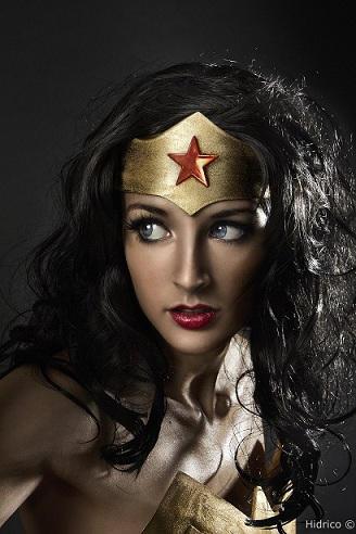 Wonder Woman WW by ivettepuig