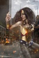 Wonder Woman 4 by ivettepuig