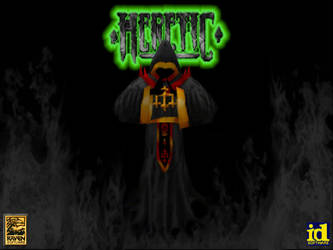 Heretic Disciple by PyroDark