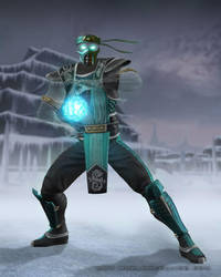 Chameleon MK vs DC by PyroDark