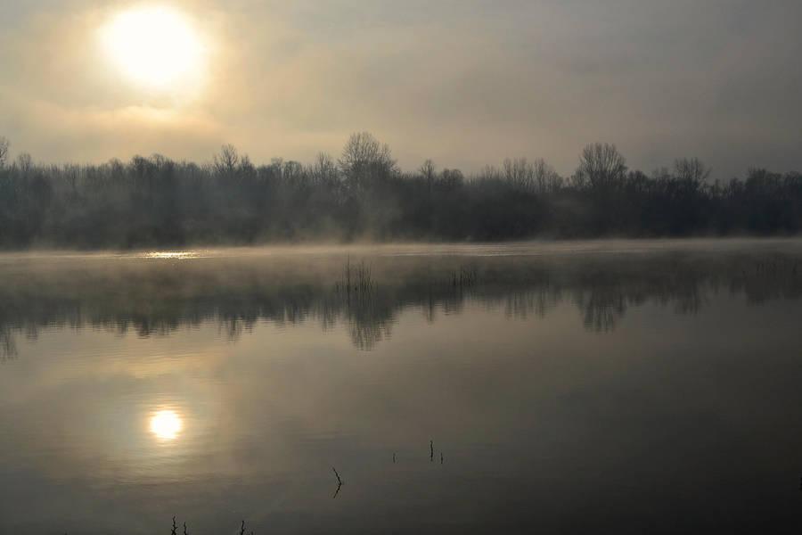 Morning Fog by LillianEvill