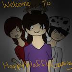 Welcome To HappyWaffleGaming~ by wavesplash202
