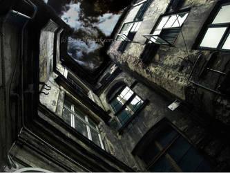 Tenement house 2 by Jaagaa