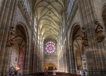 st. Vit Cathedral by Jaagaa