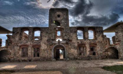 Krzyztopor castle by Jaagaa