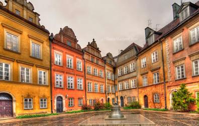 Warszawa by Jaagaa