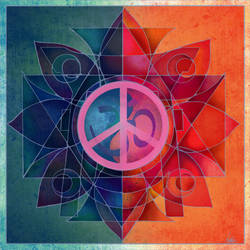 PEACE 2 by Dragonsmith-Studio