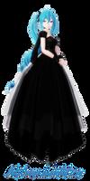 Cantarella Hatsune Miku + DL! by Saki-Chama