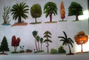 Trees by josemanuel25