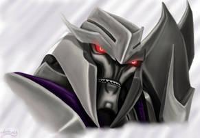 TFP: Megatron by Xx-Antares-xX