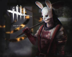 Dead by Daylight - The Huntress by Zinrius