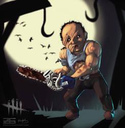 Dead by Daylight - Smol Billy by Zinrius
