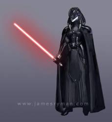 Sith Empress by JamesRyman