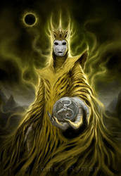 Hastur by JamesRyman