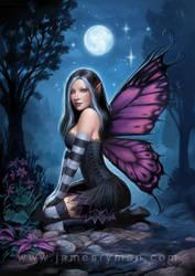 Night Fairy by JamesRyman