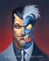 2 Face by JamesRyman