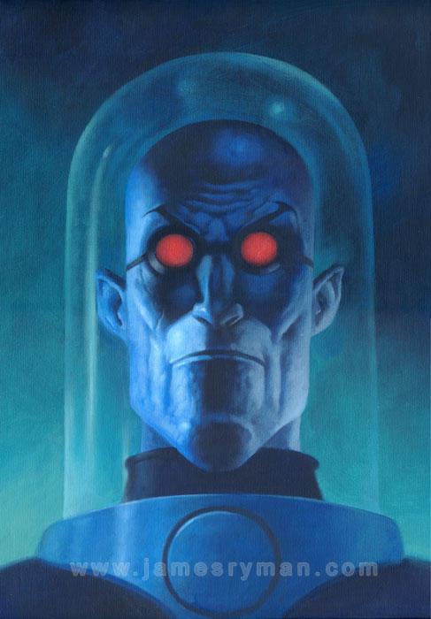 Mr Freeze by JamesRyman