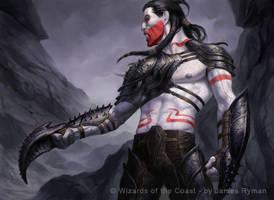 Guul Draz Assassin by JamesRyman