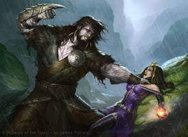 Triumph of Ferocity by JamesRyman