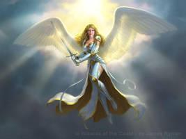 Angel Token by JamesRyman