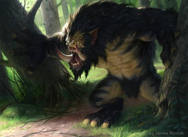 Roaring Primadox by JamesRyman