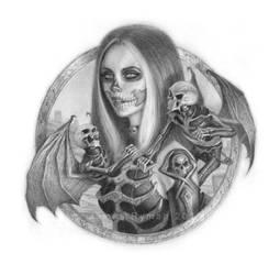Emma the Reaper by JamesRyman