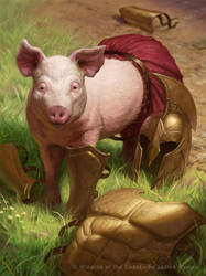 Pig Token by JamesRyman