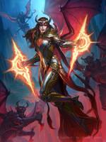 Iruzaeru Fallen Angel - Advanced by JamesRyman