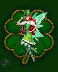 St Patricks Day Fairy by JamesRyman