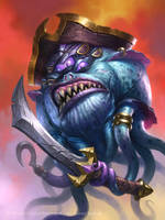 Patches the Pirate for Hearthstone by JamesRyman