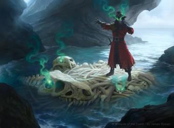 MtG Ixalan - Boneyard Parley by JamesRyman