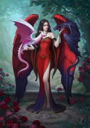Dragon Mistress by JamesRyman
