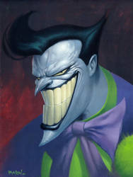 Joker by JamesRyman