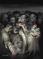 Zombies by JamesRyman