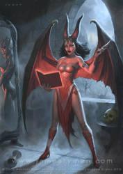 Witch by JamesRyman