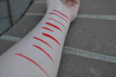 Lines of Pain by castielslittledemon