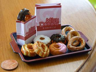 Misu Donut Project C by nyann