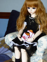Waiting for someone to share by nyann