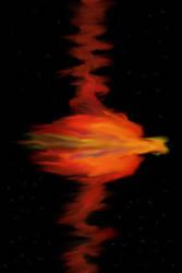 Protostar Background by FrostPDP