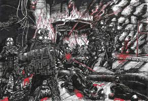 Metro 2033 Firefight by NemanjaJovic