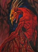 dragon by metalratrox