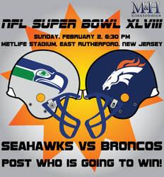 NFL Super Bowl XLIII by Icedragon529