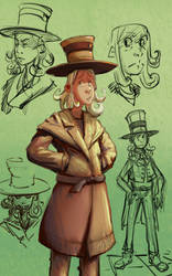 Wonderland Gentleman by Lodratio