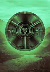 Silo - Wool Trilogy - cover art by denikina-art