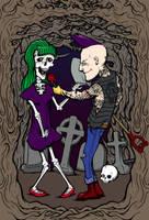 Horrorbilly Romeo by HorrorRudey