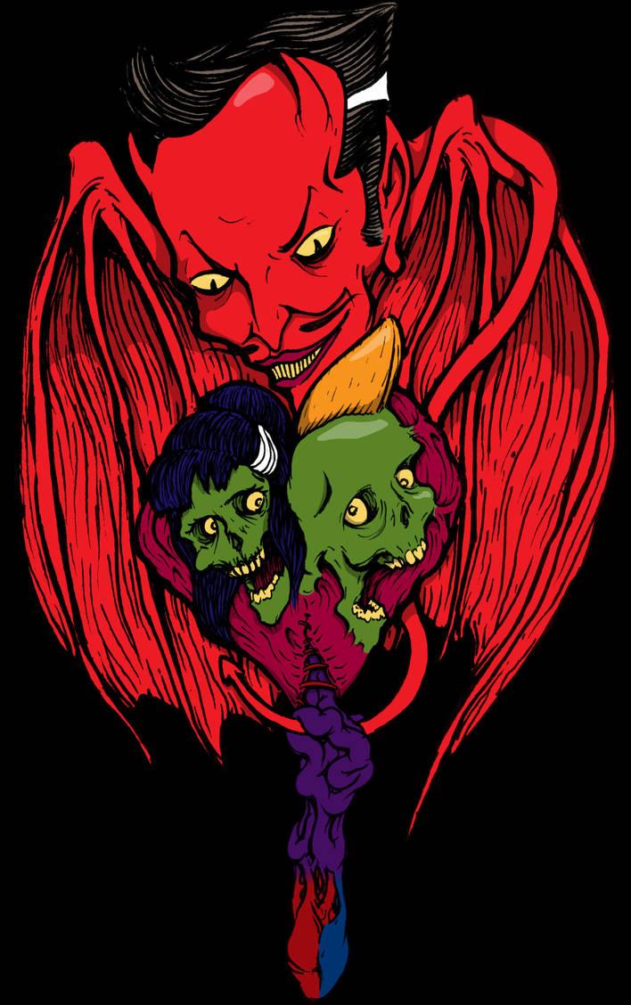 Bound in Sin by HorrorRudey
