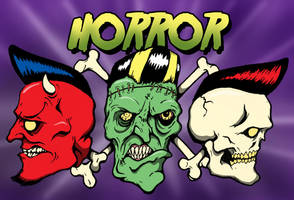 horror by HorrorRudey
