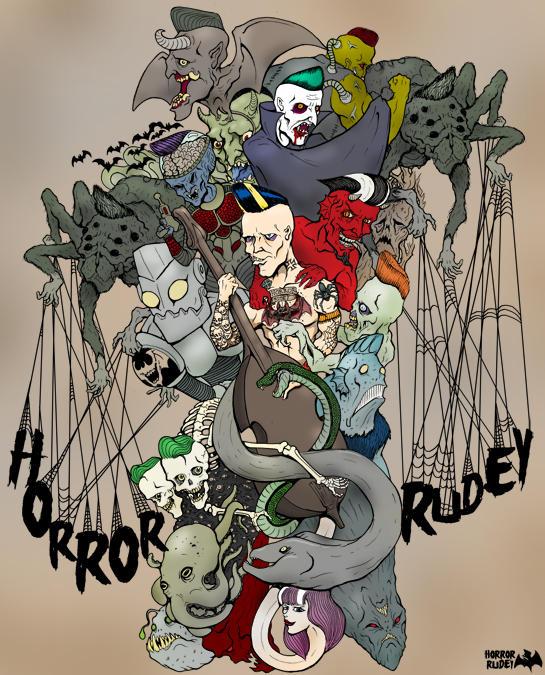HorrorRudey's Profile Picture