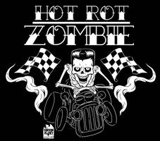 Hot Rot Zombie by HorrorRudey